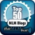 Voted one of the Top 50 MLM Blogs in 2012